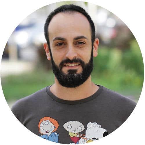 קובי בן איתמר - מנהל תוכן